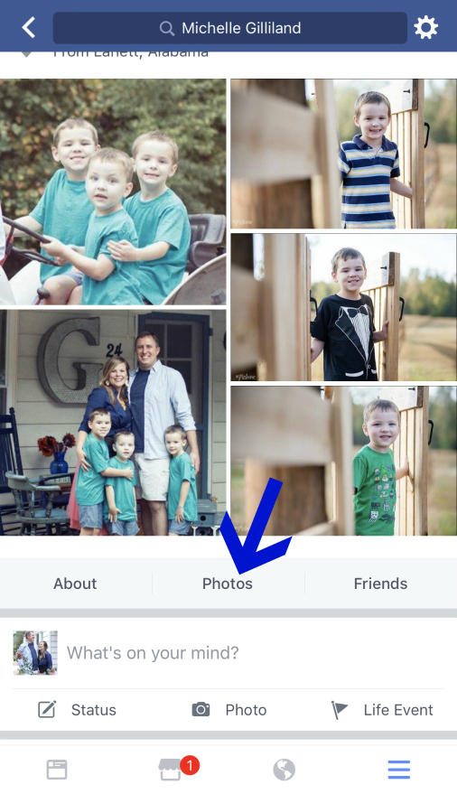 how to update facebook profile without notifications.jpg