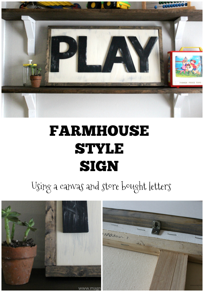 DIY Farmhouse Style Sign Using Canvas.jpg