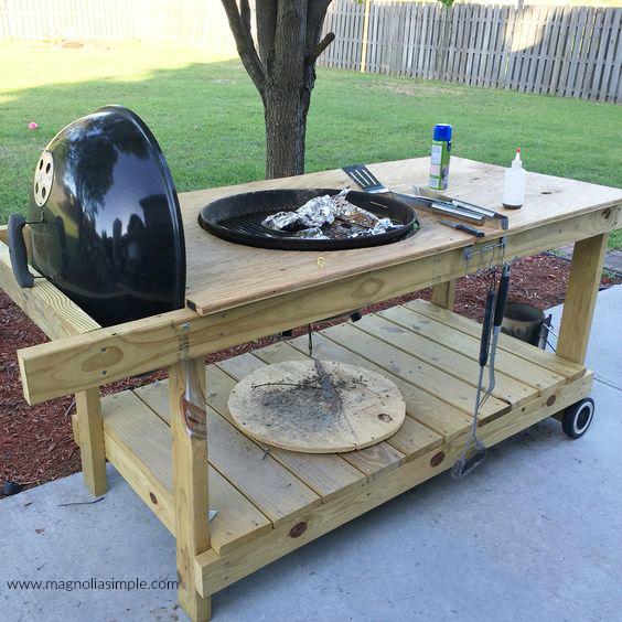 diy-weber-grill-table
